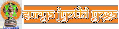 Surya Jyothi Yoga Vedanta Center Logo